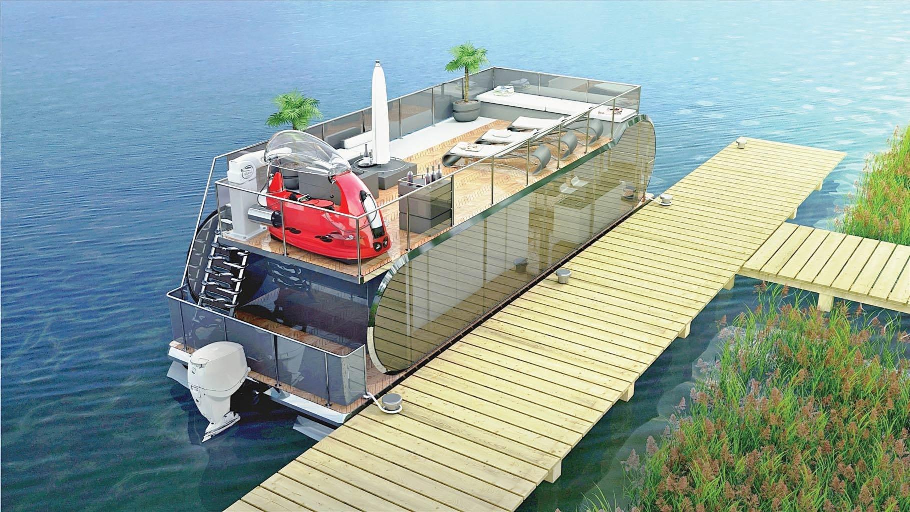 skibscontainer til salg