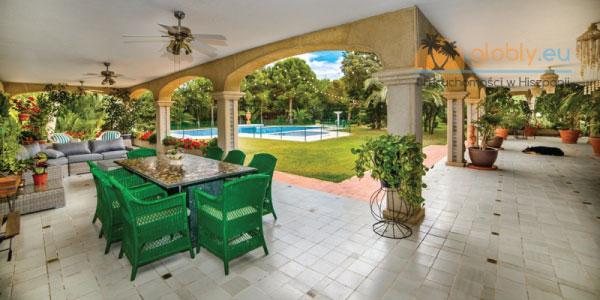 Luksusowa posiadłość w Hiszpanii nad morzem