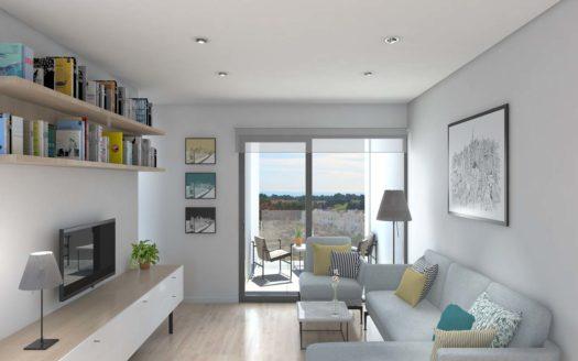 Piękny apartament na sprzedaż w Hiszpanii, Orihuela Costa. Villamartin (1)