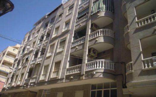 Miłe mieszkanie w Torrevieja 350m od morza (1)