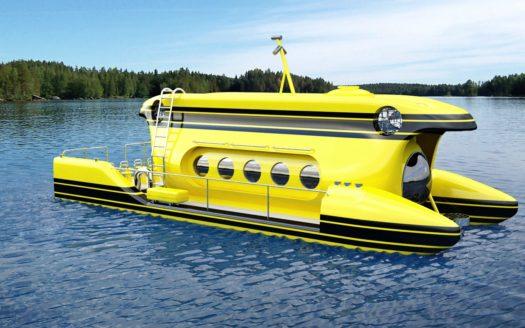 Turystyczna łódź podwodna - Globly.eu