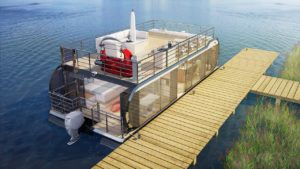 Houseboats for sale in London
