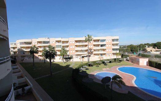 Apartament nad morzem w Hiszpanii na sprzedaż