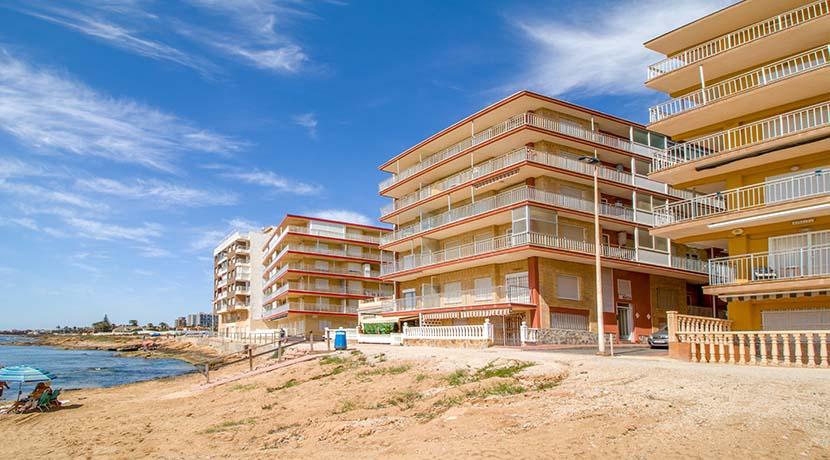 Ceny nieruchomości w Hiszpanii nad morzem