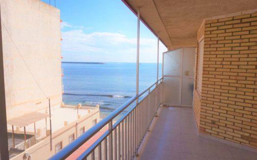 Apartament z widokiem na morze w Torrevieja