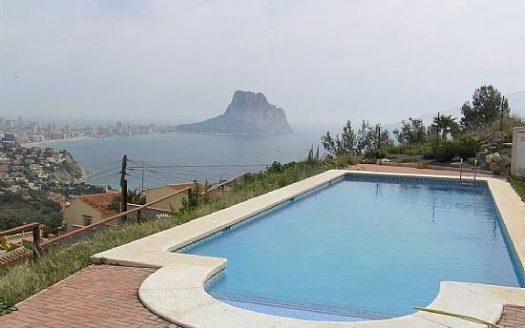Nieruchomości w Hiszpanii Calpe