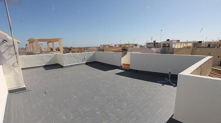 Apartament w Hiszpanii z tarasem na dachu