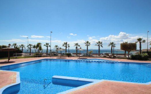 Apartament w Hiszpanii z widokiem na morze
