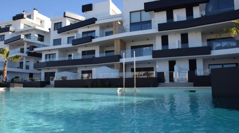 Nieruchomości w Hiszpanii z dużym tarasem
