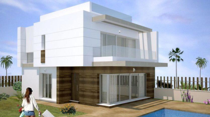 Dom w Hiszpanii z własnym basenem