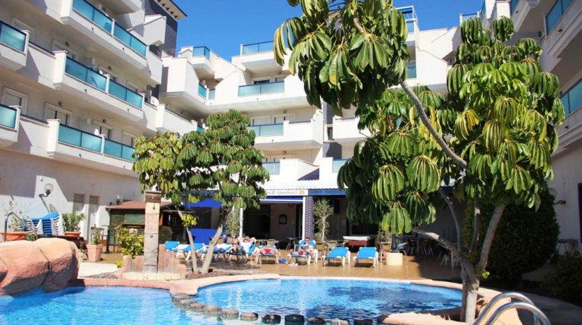 Apartament na sprzedaż w Hiszpanii