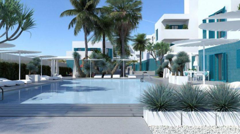 Apartamenty w Hiszpanii od dewelopera w Orihuela Costa