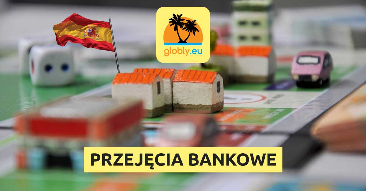 Bankowe nieruchomości w Hiszpanii - z przejęć bankowych
