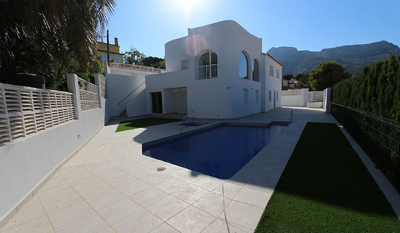 Willa 2 apartamenty w Hiszpanii