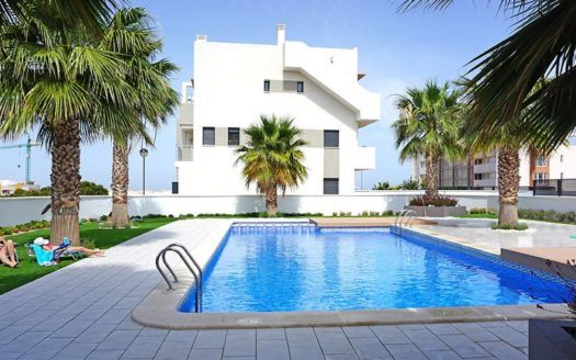 Nowoczesne nieruchomości w Hiszpanii od dewelopera