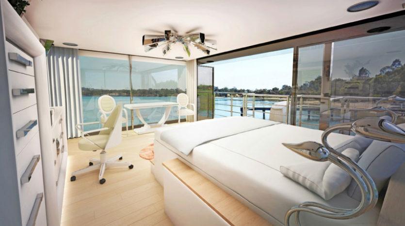 Houseboat na sprzedaż w Hiszpanii - wersja Luksusowa 7