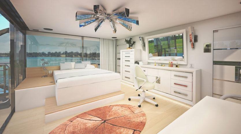 Houseboat na sprzedaż w Hiszpanii - wersja Luksusowa 6