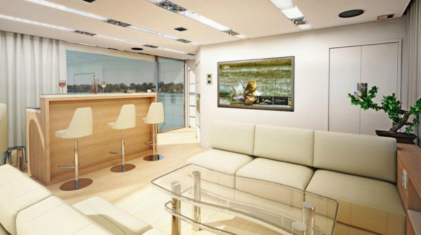Houseboat na sprzedaż w Hiszpanii - wersja Luksusowa 4
