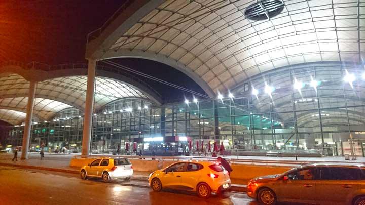 Lotnisko Alicante Costa Blanca