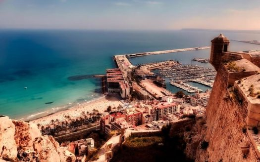 Stolica Costa Blanca - Alicante