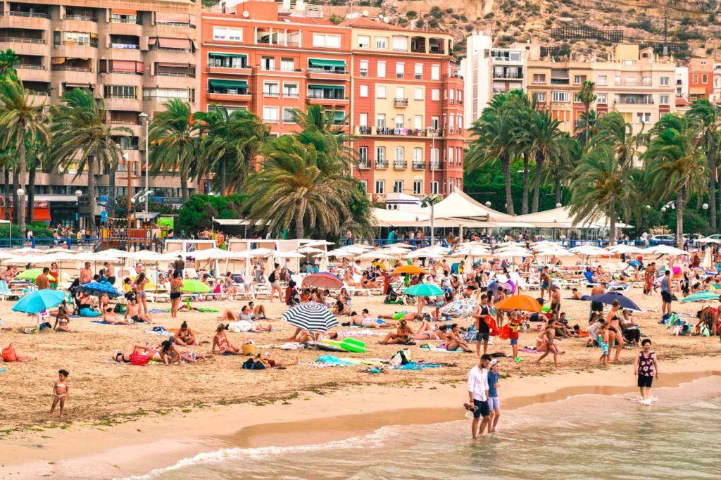 Plaże w Alicante - te w centrum i poza miastem